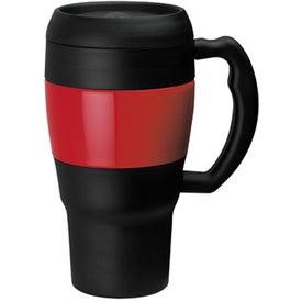 Company Lucius Acrylic Mug with Steel