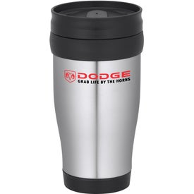 The Madison Travel Tumbler Imprinted with Your Logo