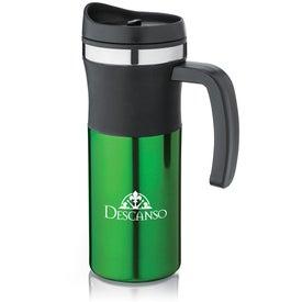 Malmo Travel Mug Imprinted with Your Logo
