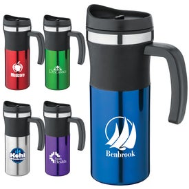 Malmo Travel Mugs (16 Oz.)