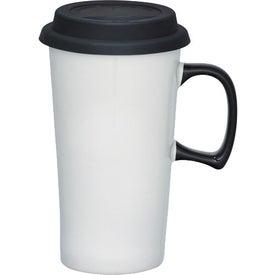 Mambo Ceramic Travel Mug for Your Organization