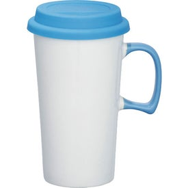Mambo Ceramic Travel Mug Branded with Your Logo