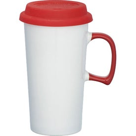 Company Mambo Ceramic Travel Mug