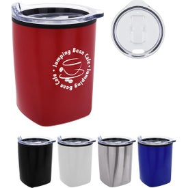 Mason Stainless Steel Tumblers (12 Oz.)