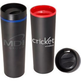 Matte Finish Stainless Tumbler (16 Oz.)