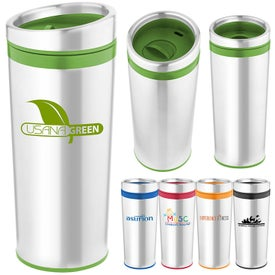 Maximus Stainless Steel Tumbler (16 Oz.)