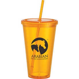 Mega Acrylic Tumbler for Advertising