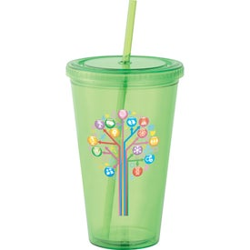 Mega Acrylic Tumbler with Your Logo