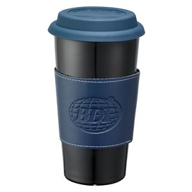 Mega Double Wall Ceramic Tumbler with Wrap Giveaways