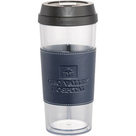 Mega Tumbler Mate With Wrap Branded with Your Logo