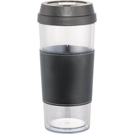 Mega Tumbler Mate With Wrap Imprinted with Your Logo
