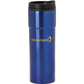 Advertising Metallic Reflections Tumbler