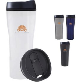 Metallic Tumbler for Marketing