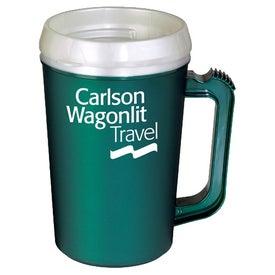 Advertising Mighty Mug