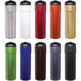 Imprinted Milano Stainless Steel Tumbler