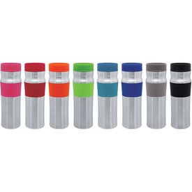 Imprinted Milo Double Wall Stainless Steel Tumbler