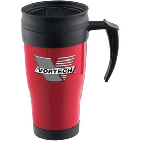 The Modesto Insulated Mug Imprinted with Your Logo