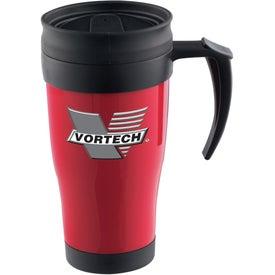 The Modesto Insulated Mug Imprinted with Your Logo