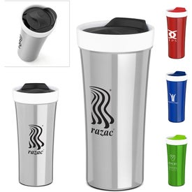 Montreal Ceramic Stainless Steel Tumbler (16 Oz.)
