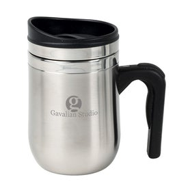 Motif Desk Mug (10 Oz.)