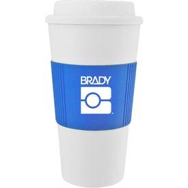 Promotional Mug with Grip