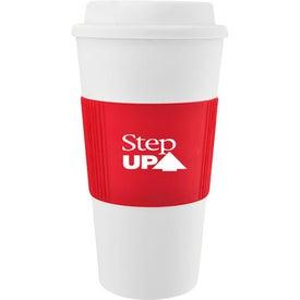 Mug with Grip for Marketing