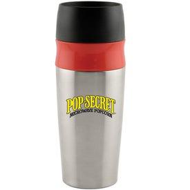 Logo Mug with Stopper