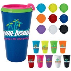 Multi-Color Infinity Tumbler (18 Oz.)