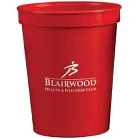 Promotional Nantucket Polypropylene Stadium Cup