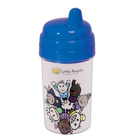 Non Spill Baby Cup Printed with Your Logo