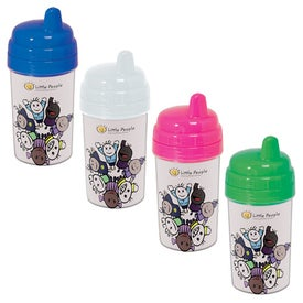 Customized Non Spill Baby Cup