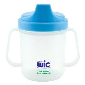 Logo Non Spill Baby Cup