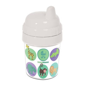 Advertising Non Spill Baby Cups
