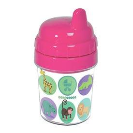 Logo Non Spill Baby Cups