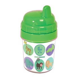 Personalized Non Spill Baby Cups