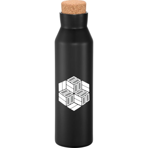 Black Norse Copper Vacuum Insulated Bottle