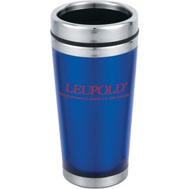 The North Beach Travel Tumbler for Advertising