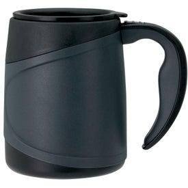 Logo Olimpio Microwaveable Mug