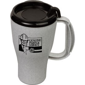 Omega Insulated Mug for Marketing
