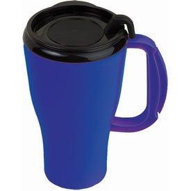 Printed Omega Insulated Mug
