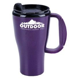 Omega Mug with Your Slogan