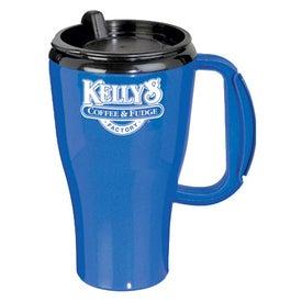 Personalized Omega Mug