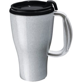 Logo Dishwasher Safe Omega Mug