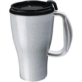 Logo Dishwasher Safe Omega Mug