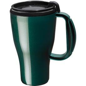 Branded Dishwasher Safe Omega Mug