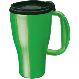 Customized Dishwasher Safe Omega Mug