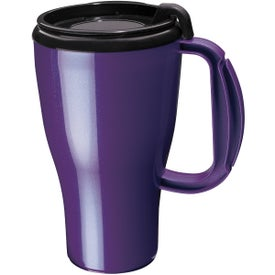 Dishwasher Safe Omega Mug for Marketing