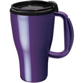 Dishwasher Safe Omega Mug for Marketing