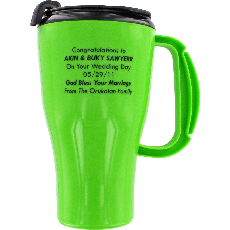 Jumbo Travel Mug