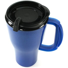 Omega Mug with Slider Lid Giveaways